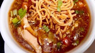 चकन सप एकदम बजर जस  Tasty Chicken Manchow Soup  Chicken Noodle Soup Recipe Chicken Soup