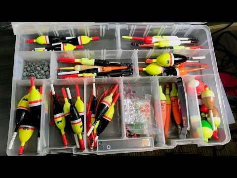 Tackle Tip Tuesday - Slip Bobber Fishing (How To Catch More Fish!)
