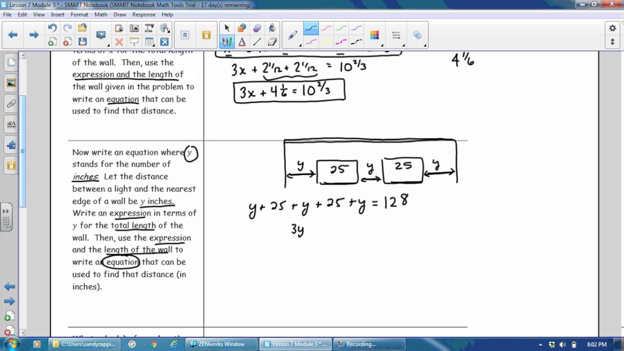 Lesson 7 Module 3 video