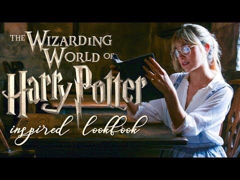 Wizarding World of Harry Potter Inspired Lookbook | HelloImLana