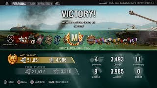 World of Tanks - PS4 Pro - AMX 13 105 - Ace Tanker - Scout