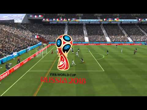 FIFA World Cup 2014 France - Honduras 1er Match De Poule (Ar