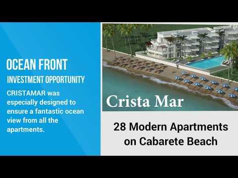 Apartments for sale In Cabarete Dominican Republic- CRISTAMAR  by HABI DOMINICANA