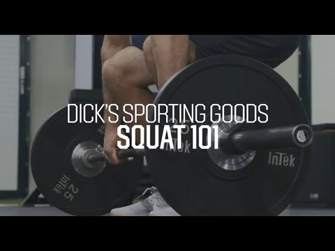How to Do a Squat: Strength Training 101