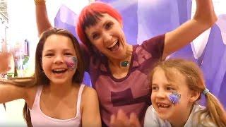 Зарядка от пончиков на Мультимире - видео для девочек.