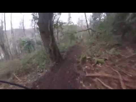 Vitus First Tracks Enduro Castlewellan All Stages MTB mountain biking GoPro