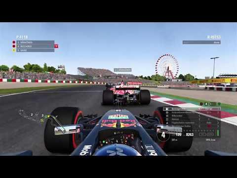 F1 2017 SUZUKA ESPORTS RECORD 81.18,259 TOP5
