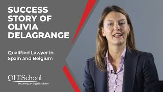 Success Story of Olivia Delagrange - QLTS School's Former Candidate