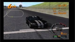 Gran Turismo 3 A-Spec PS2 Gameplay