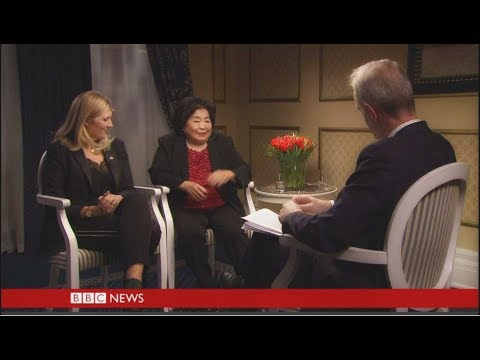 HARDtalk Nobel Peace ICAN   Beatrice Fihn Executive Director