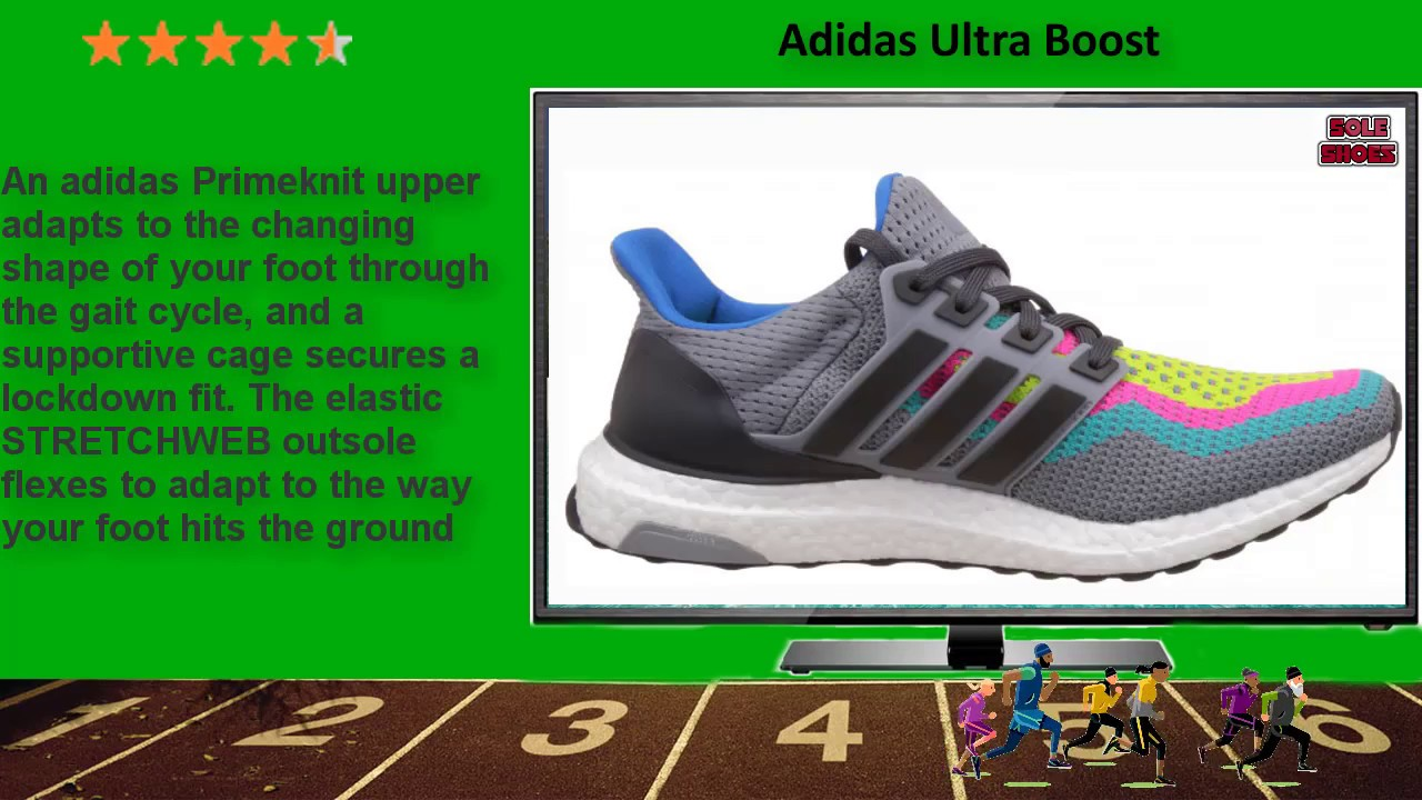 espina conectar equivocado  Top 10 Best adidas running shoes 2017 - YouTube