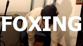 """Foxing - """"Rory"""" Live at Little Elephant (1/3)"""