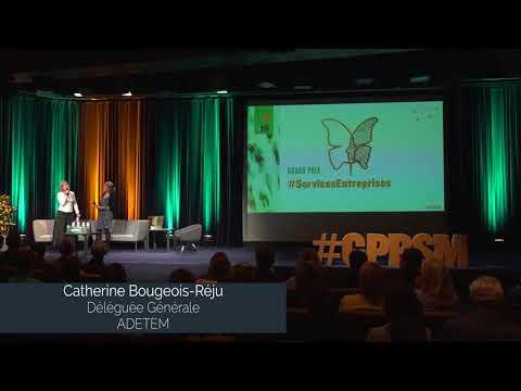 1er Grand Prix de la Responsabilité Sociétale de la Marque (RSM®) PRODURABLE - LINKUP FACTORY 2018