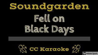 Watch Soundgarden Karaoke video