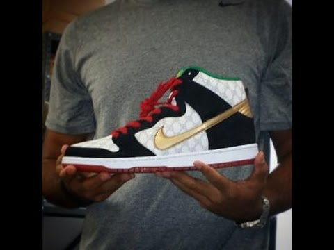 size 40 f2bac 800a8 Nike SB Dunk High Paid In Full