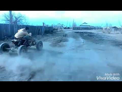 Самодельный квадроцикл 4х4 своими руками из Урала,Оки,Ижа