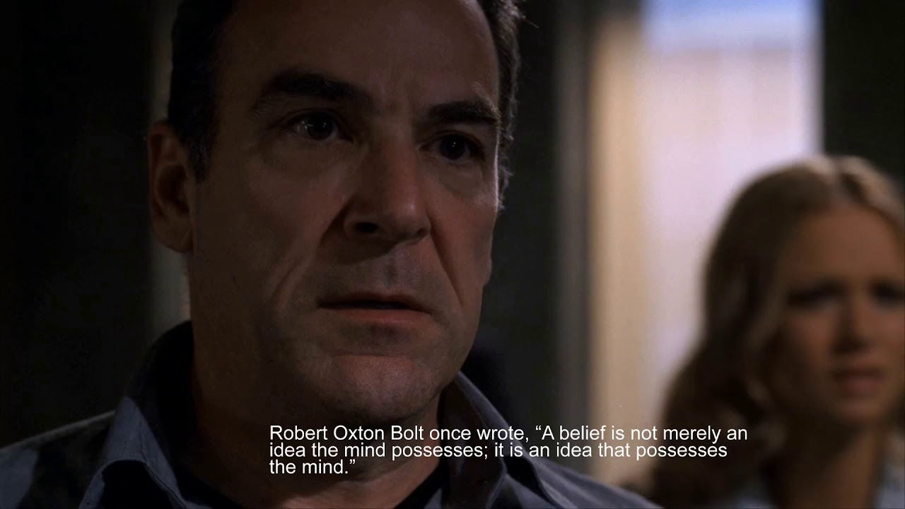 Criminal Minds Quotes - Season 1 Ep.7-12