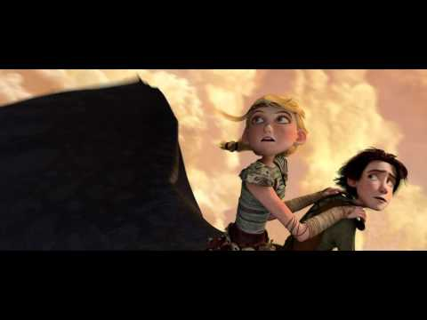 How to Train Your Dragon - Romantic Flight MV (HD)