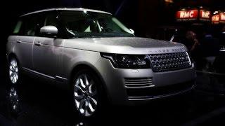 Jaguar Land Rover Seeks China-Built Luxury Dominance