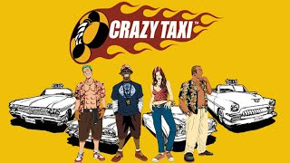 Crazy Taxi - PC (non-steam) Version Soundtrack