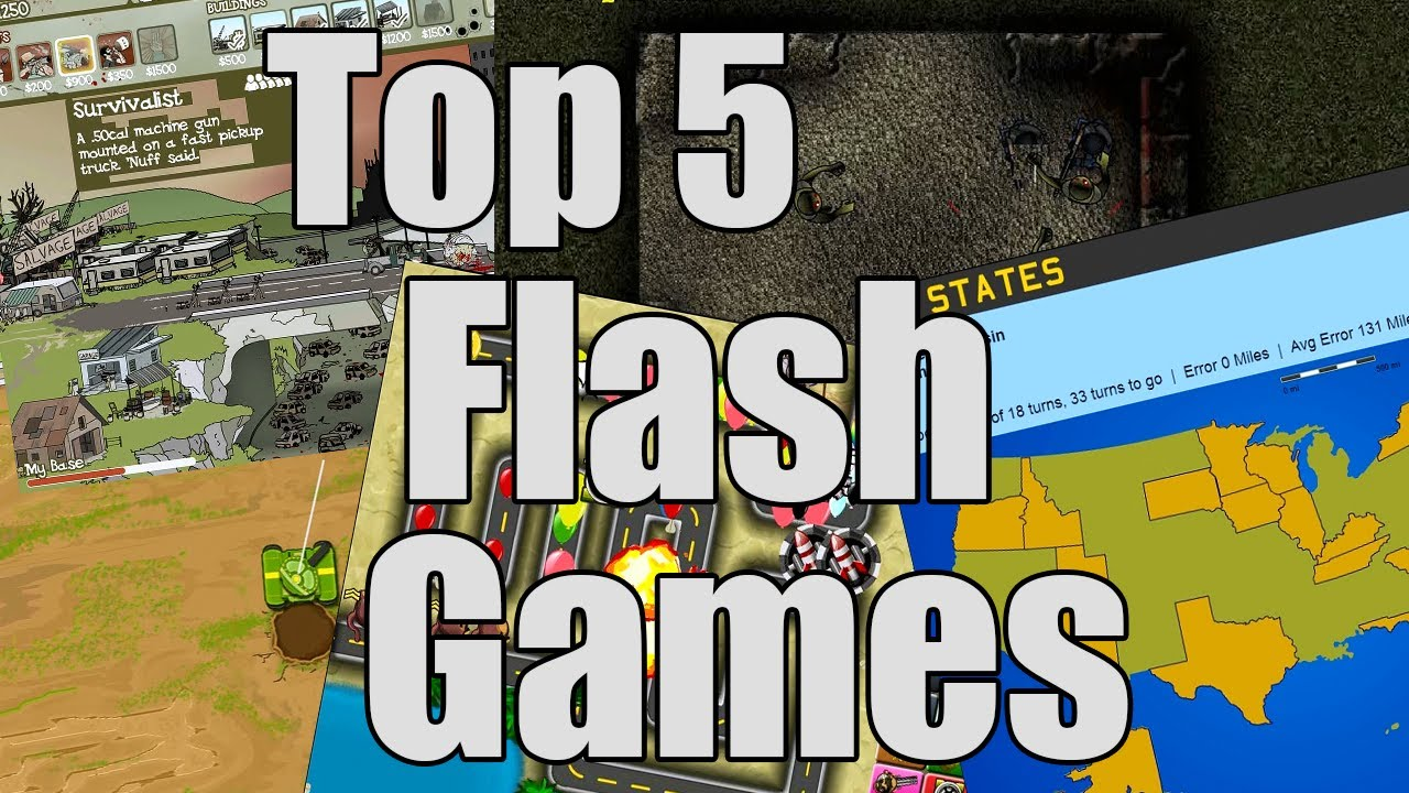 Online Multiplayer Flash Games