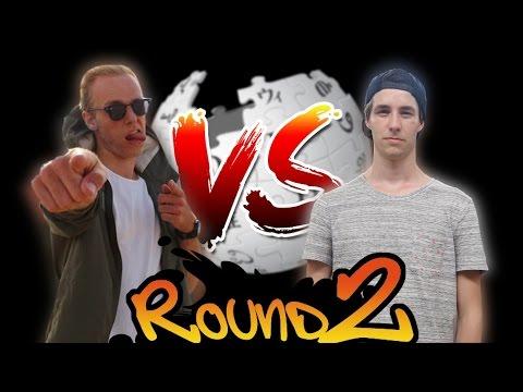 RONDE 2 - Link VS Joost! [Wiki Race]
