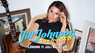 Jill Johnson - Livestream från KB, Malmö YouTube Videos