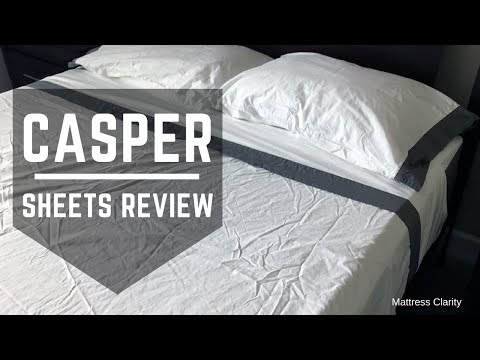 If Cool, Clean And Crisp Are The Ideal Characteristics For Your Bed, The  Casper Sheets Might Be The Best Option For You. Worth The Price?
