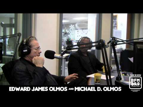 The Bigger Picture  Edward James Olmos & Michael D. Olmos Pt3