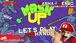 Mask Up - Gameplay (Chin & Mouse Only)