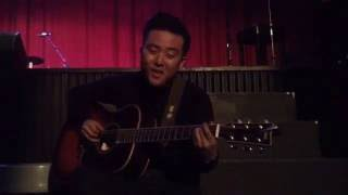 David Choi - By My Side Acoustic