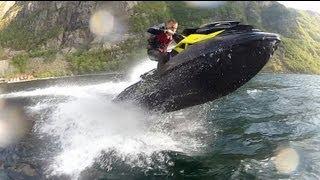 JET SKI extreme 2012 video mix / Michael Jackson - Speed Demon Nero Remix