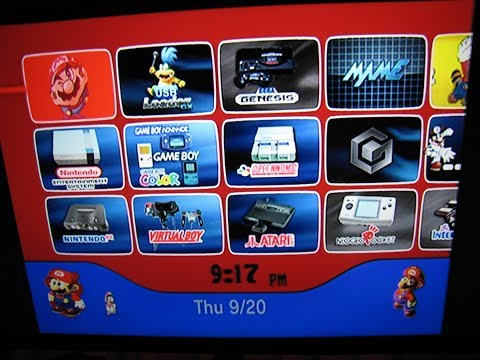 My Final Modded Wii Project 4tb Fully F****** Loaded