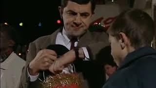Christmas Busking   Funny Clip   Classic Mr Beanالله
