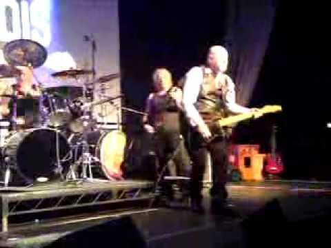 Vardis - Brofest, Newcastle Upon Tyne, 02/03/2014, almost FULL SET.
