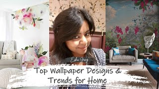 Top Wallpaper Designs & Trends for Home, 2019 | DDbE