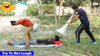 Must Watch Funny😂 😂Comedy Videos 2019 - Episode 9 || Fun Ki Vines ||