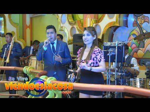 VIDEO: A FLOR DE CUMBIA - Mix Grupo Karacol ¡En VIVO! - VIENDO ES LA COSA - CUMBIA 2019