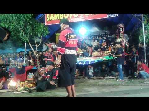 SAMBOYO PUTRO terbaru lagu jaran ucul (banyu wangi) & cinta hampa live wonoasri caruban