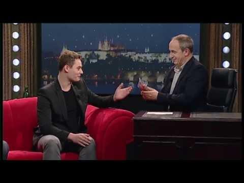 3. Miroslav Posád - Show Jana Krause 12. 4. 2013