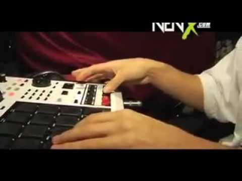Araab Muzik  A Milli  Beatmaker in Akai MPC5000