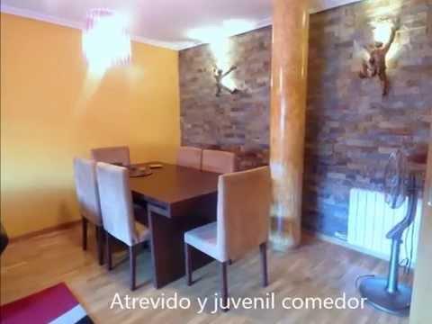 Piso de tres dormitorios en arroyo de la encomienda youtube - Pisos en arroyo de la encomienda ...