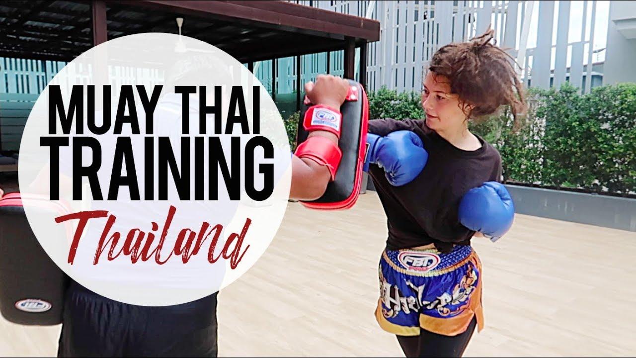 Muay Thai Boxing | Krabi, Thailand | Traveling with Kids