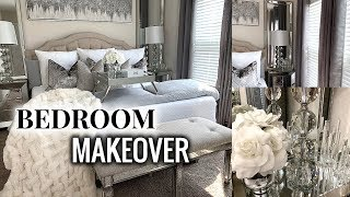 BEDROOM MAKEOVER Decorate With Me  Ultimate Room Transformation