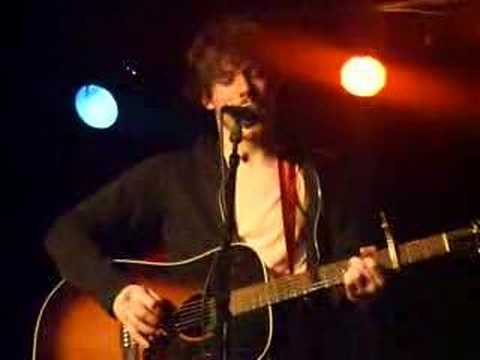 johnny gallagher: constance @ mercury lounge (solo show)