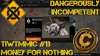 The Incompetent Way to make Money in Crossout #1B Money For Nothing