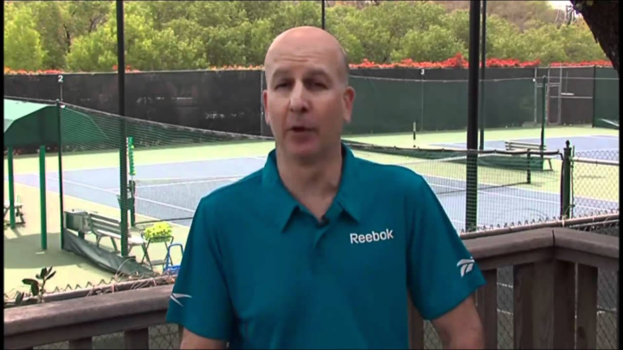 Tennis Game Based Drills Introduction