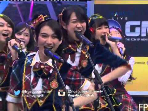 JKT48 - Flying Get @ Ngabuburit Trans TV (3-7-2015)