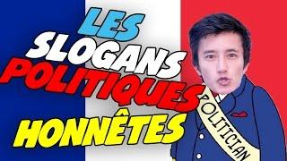 LES SLOGANS POLITIQUES HONNÊTES - MDR 71