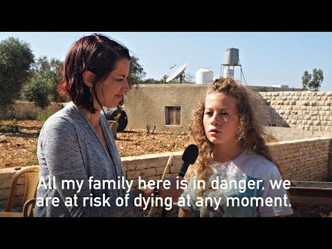 Empire Files: Abby Martin Meets Ahed Tamimi—Message From A Freedom Fighter